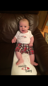 Mary Phillips SErco Baby picture