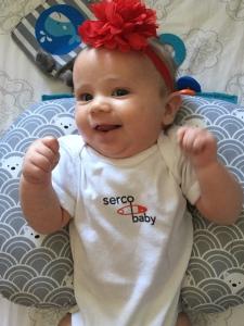 Zachary Stewart Serco Baby